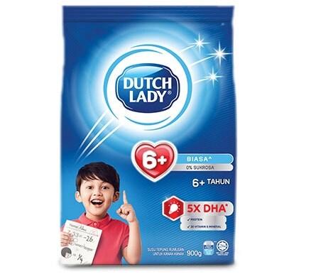 Dutch Lady 6+ Packaging